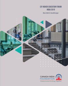 Higher Education Forum, India – 2019 – Canada India Foundation